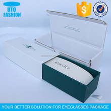 YT3003 Upmarket brand metal optic case with paper box