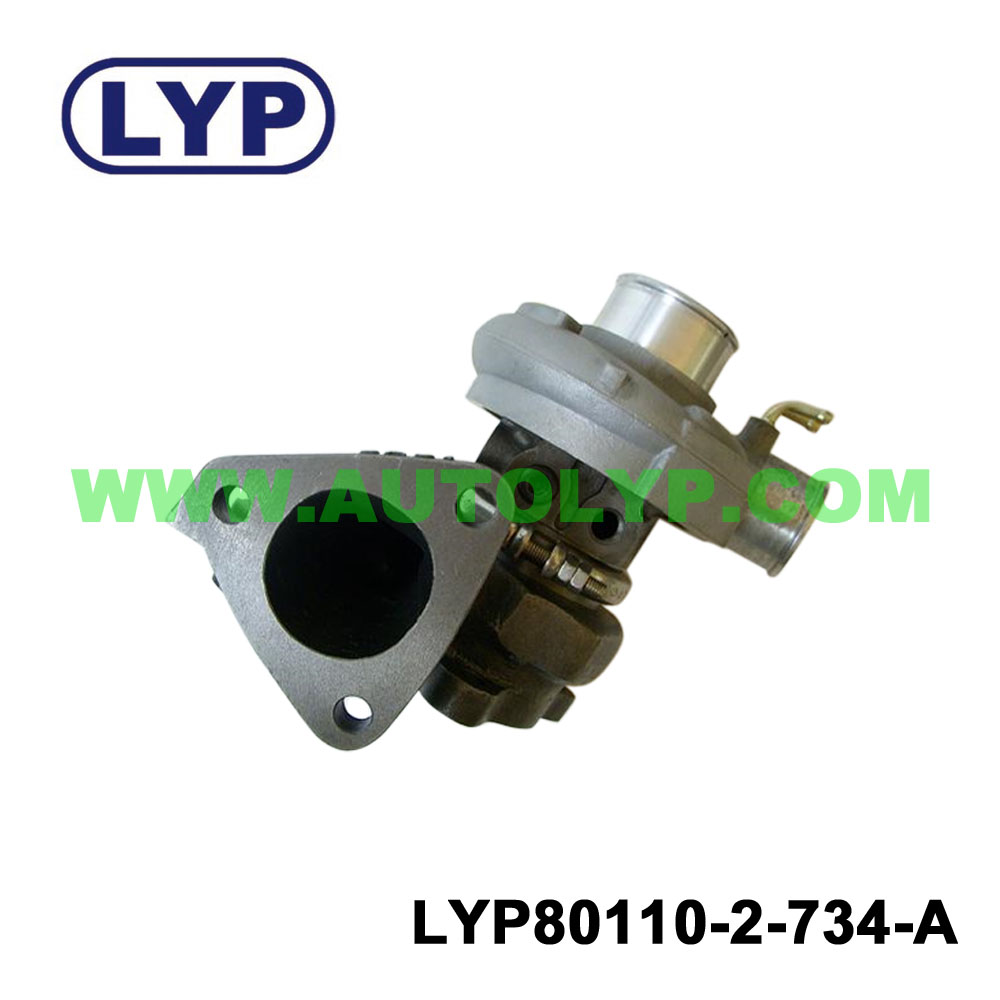 TURBOCHARGER FOR MITSUBISHI <strong>L</strong> <strong>200</strong> 2,5 TD 49135-02110/MR212759