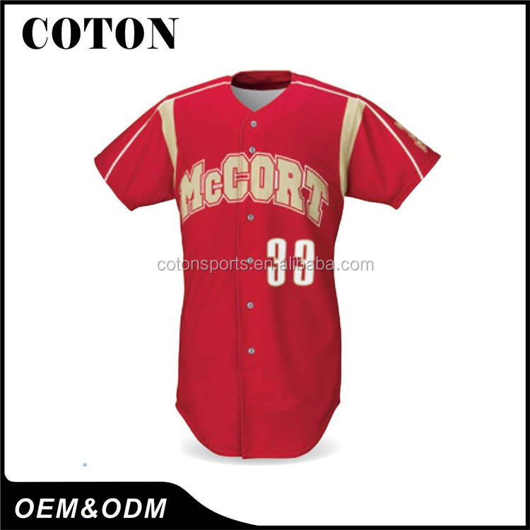 Oem Custom Fashion Baseball Jersey camo Baseball Jerseys