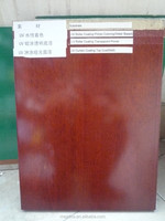 Odorless UV Cured High Solid Wood Varnish by UV Coating Machine China Supplier High Quality