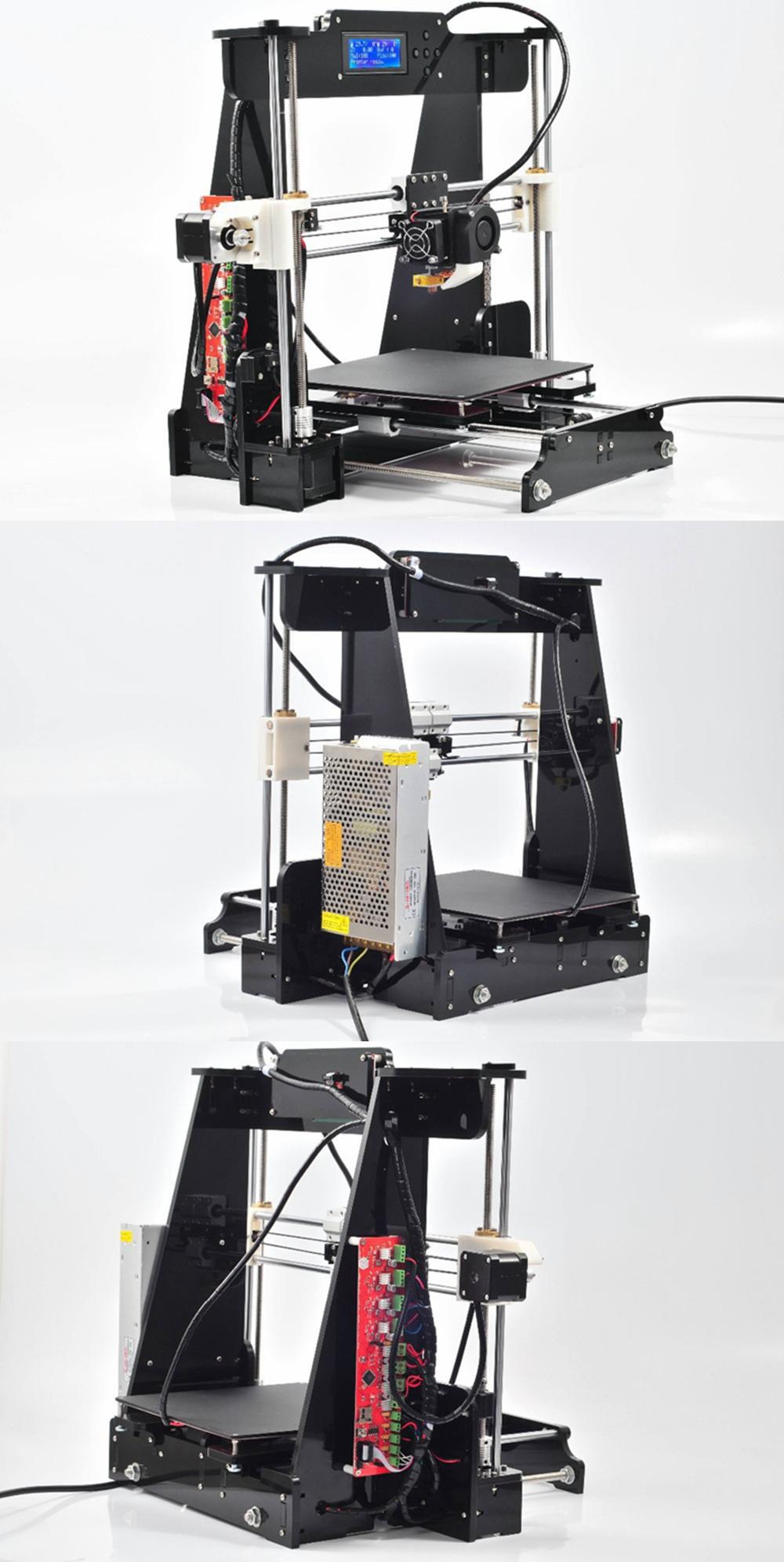 High Resolution Digital Printer Machine 220x220x240mm ...
