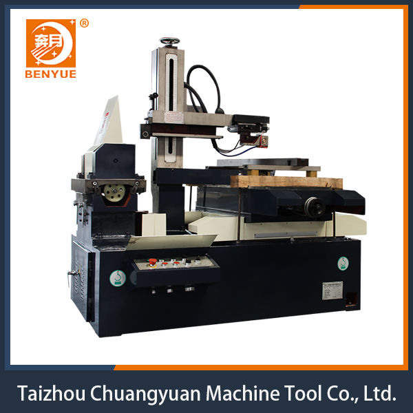 high performance wire erosion spark edm machine