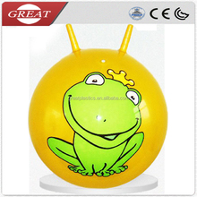 China Manufacturer 35cm - 60cm Anti-burst Hopper Ball Sport Toy Balls Jumping Ball With Low Price