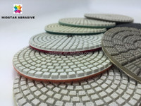 MIDSTAR grinder polishing pad rough grinding