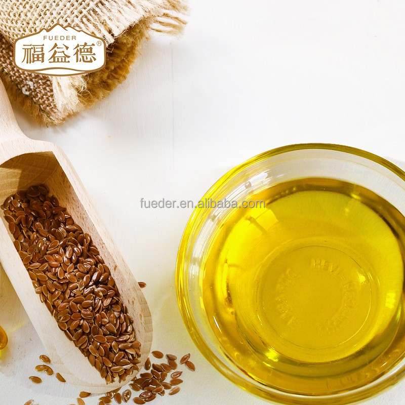 Pure and Organic linseed oil non edible oil canola oil for sale