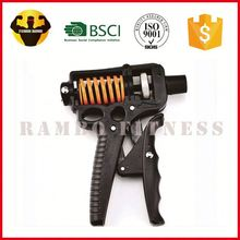 RAMBO Chinese Factories Adjustable Exercise Hand Grip Weights Two Colors Foam