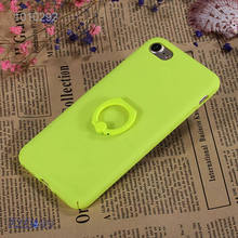 2016 360 Degree Rotating TPU Mobile Phone Finger Grip Holder Stand case for iphone 7 pro/ iphone 7 plus