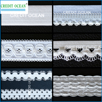 COC Crochet knitting machine for making lace