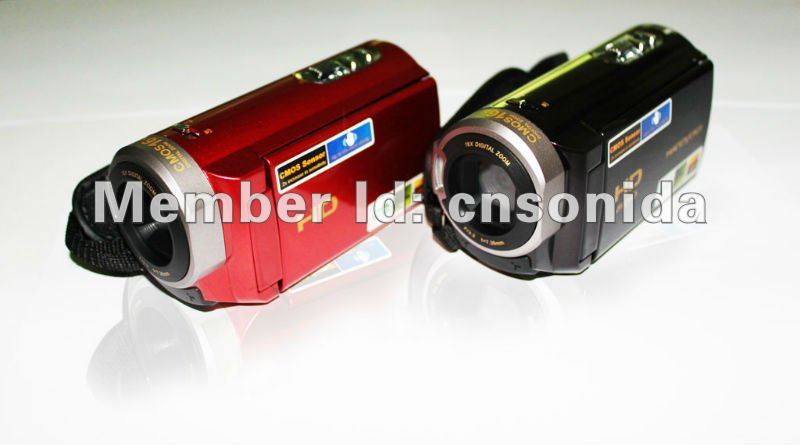 1080P full HD camcorder digital with 3.0 TFT screen video camera (HDV-501P)