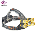New Designed Top 10 Headlamp Flashlight With Led Lights