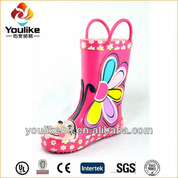 YL7196 Cheap Girl And Animal Sex Wholesale Wellies