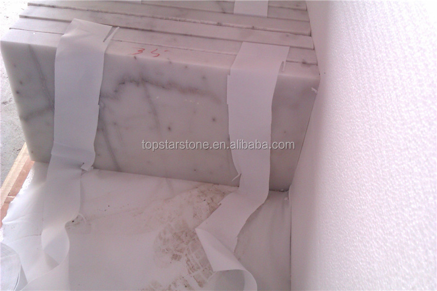 Low Price Chinese White Marble Flooring Tiles