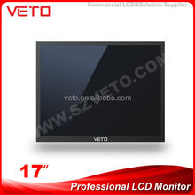 17inch professional LCD computer monitor