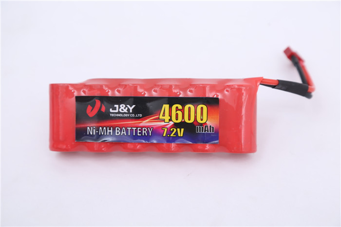 High Rate 7.2 V SC 4600mAh Ni-MH battery pack for rc car rc boat