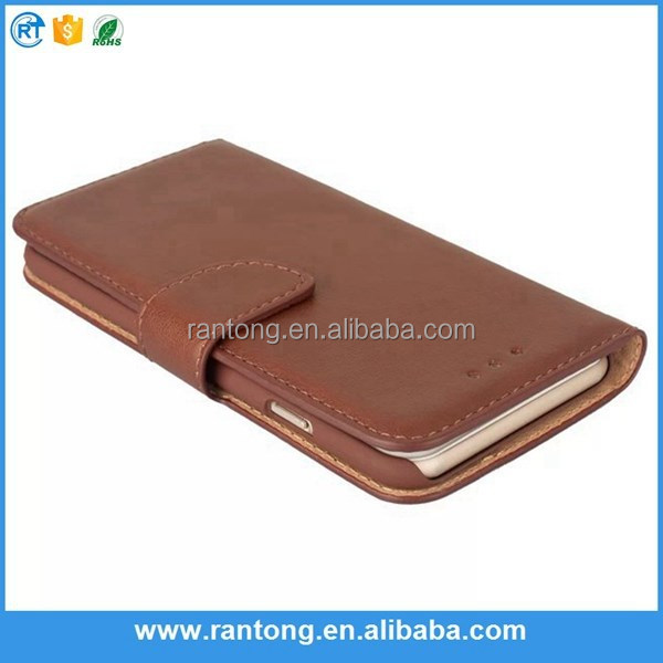 Luxury leather flip case for samsung galaxy ace 2 i8160 china websites that accept paypal
