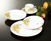 Reputable Factory France England Design Poland Porcelain Dinnerware Set