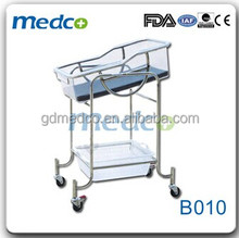 Hospital baby cradle for newborn baby B010