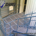 Steel grating, used for platform, catwalk, stair, galvanized