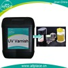 UV curing varnish uv activated paint uv resistant paint for plastic parts