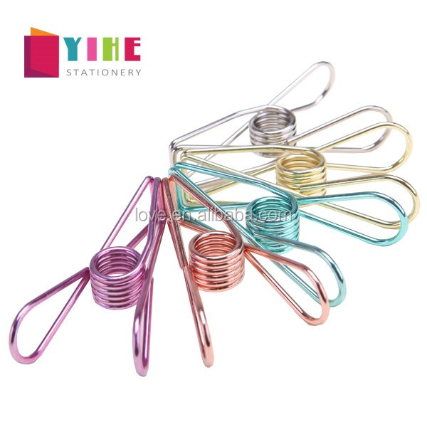 Multi color Fresherman Clips for office
