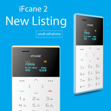 iFcane E2 Single SIM 5.8mm Thickness Card Mobile Phone, Support Bluetooth, TF Card iFcane E2 Single SIM Card Mobile Phone small