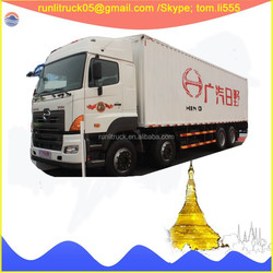 Japan hino truck supplier for YC1310FY2PY4 Hino 700 LHD 8*4 30 tons cargo truck sale in dubai