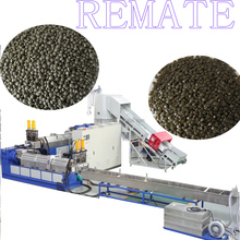 Plastic recycling pellets making plant recycling machines Plastic granulator machines
