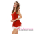 Wholesale Plush Feather Sexy Lingerie Women Sexy Christmas Costume