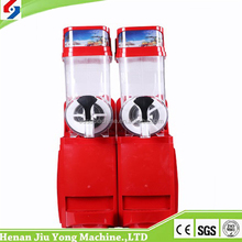 Small model mobile ice slush machine van