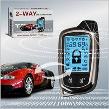 China factory direct sell Best car security system- two way car alarm with engine starter