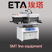 ETA SMT stencil screen printer, cheap printing machine for 1200mm