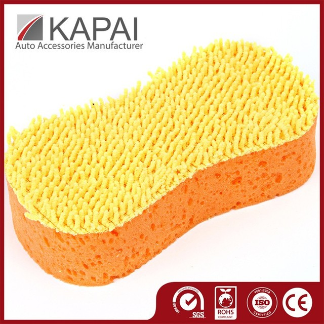 Car Absorber Wash Chenille High Density Sponge