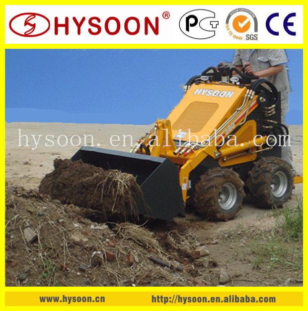 best price china made garden tractor loader