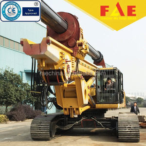 Crawler Drill-all Pneumatic rock drill (FAE Brand) down the hole hammer drill rig FAR140