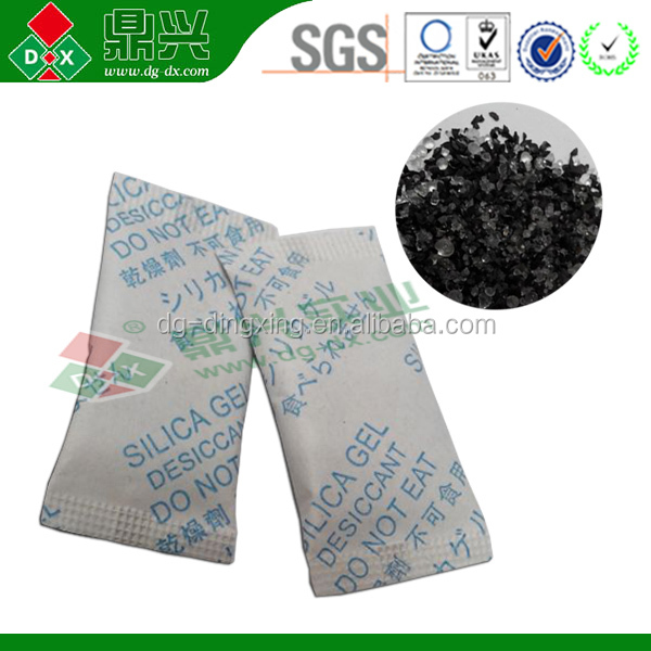 Silica gel desiccant sachets 1g & 3gram for cosmetic