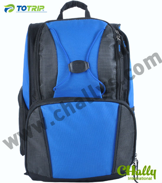 Outdoor picnic backpack cooler bag