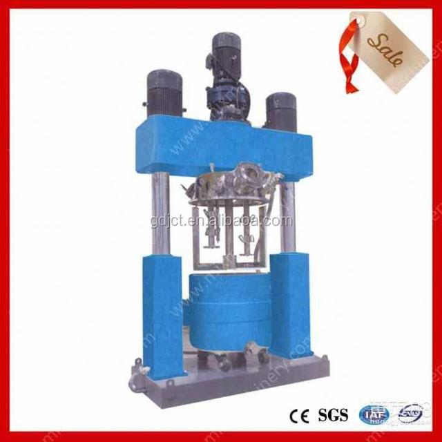 2016 JCT lab disperser strong dispersing for adhesives, cosmetics, medicines, food, chemical products, etc