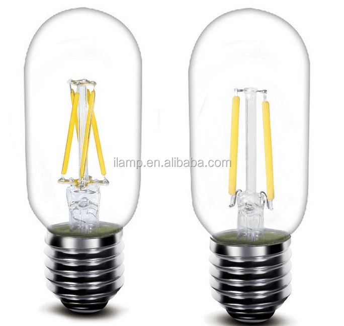 E27 vintage-inspired soft LED filament bulb Christmas Wedding Party Decor Lamp