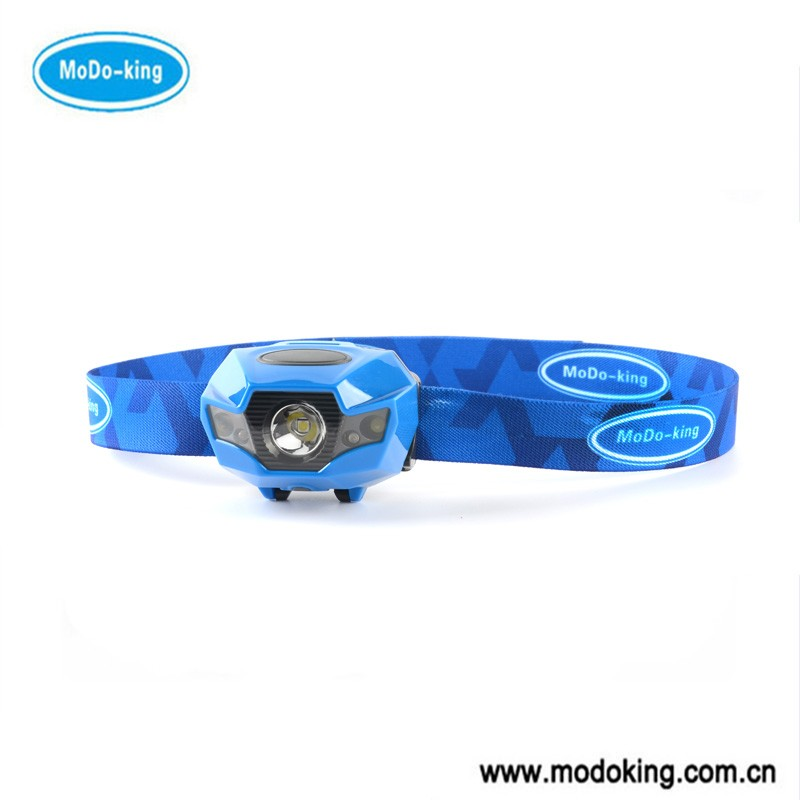 Most powerful focusing led fishing Hunting Camping headlamp