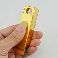 SILFA new electronic rechargeable flash drive usb cigarette lighter for gitfs