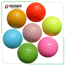bulk colored driving range golf balls