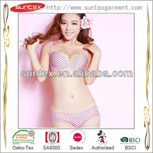 2015 New Arrival China Supplier Sexy Girls Bra And Panty Photo