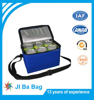 non woven cooler tote bag wine bottle cooler bag