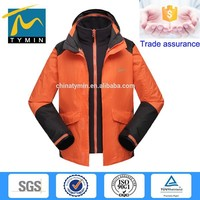 hangzhou china supplier snowboard 3-in-1 ropa