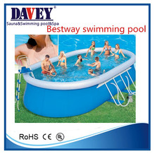 2015 bottom price wholesale inflatable adult swimming pool