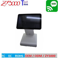 new stock I7 Touch Screen Retail POS System 12.1(16:10) widescreen all in one touch screen pos