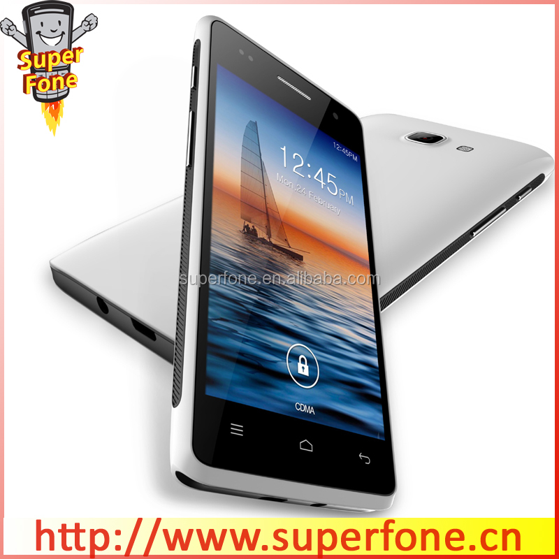 4.0 inch capacitive touch screen Vinko Kimfly cheap mobile phone big battery phone.