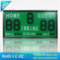 led waterproof digital scoreboard for sale
