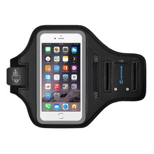 For iPhone 7 Armband, LOVPHONE Waterproof Neoprene Sport Armband Case for iPhone 7