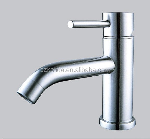 stainless steel sanitary ware bathroom mixer water tap bibcock faucet